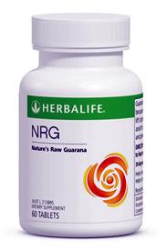 Nature's Raw Guarana (NRG)