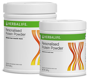 Personalised Protein Powder
