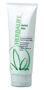Herbal Aloe Hand & Body Lotion