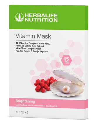 Brightening Vitamin Mask