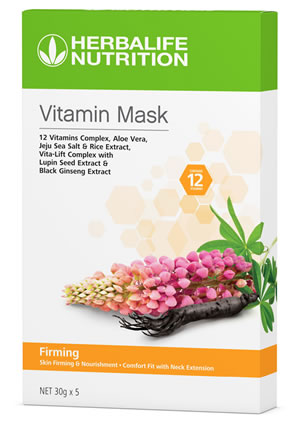 Firming Vitamin Mask